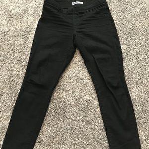 Old Navy super skinny denim leggings size 12